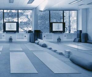 Melbourne Yoga & Meditation Centre studio interior